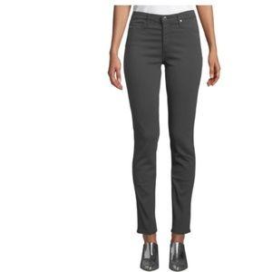 AG | Prima Sateen Mid-Rise Cigarette Jeans